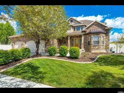 South Jordan Single Family Home For Sale: 2988 W Springer Ln S