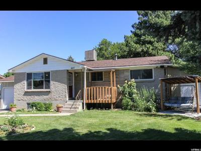 Sandy UT Single Family Home For Sale: $300,000