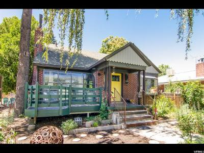 Salt Lake City UT Single Family Home For Sale: $309,900