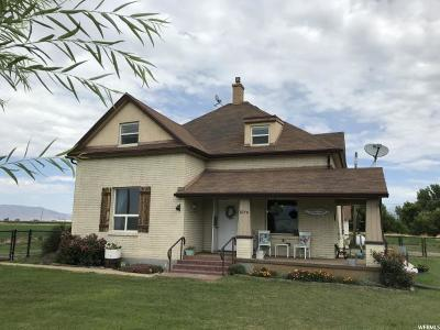 Spanish Fork Single Family Home For Sale: 1874 W 6400 S