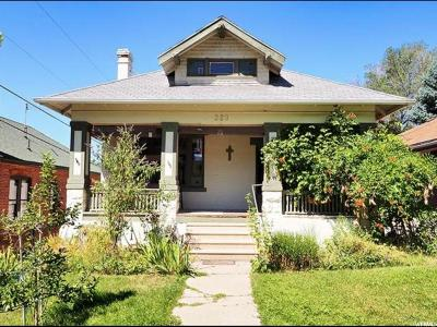 Salt Lake City UT Multi Family Home For Sale: $750,000