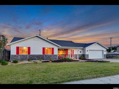 Nibley Single Family Home For Sale: 1568 W 3170 S