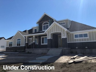 Lehi Single Family Home For Sale: 356 N 1400 W