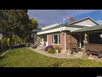 Smithfield Single Family Home For Sale: 136 N 250 E
