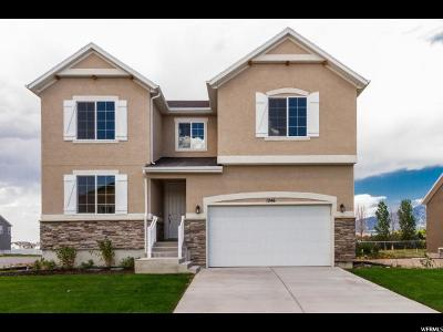 Lehi Single Family Home For Sale: 1246 W Appaloosa Ln #136