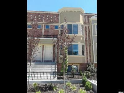 Townhouse For Sale: 303 W Park View Ln S #303
