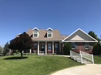 Single Family Home For Sale: 495 S 800 E