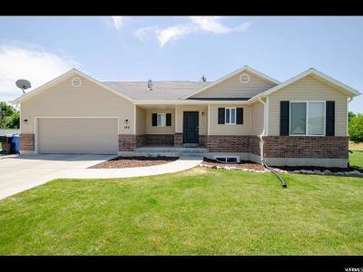 Smithfield Single Family Home For Sale: 140 N 530 W