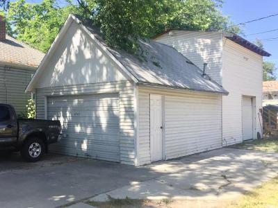 Murray Single Family Home For Sale: 4742 S Hanauer St