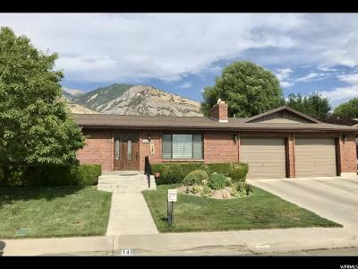 Pleasant Grove Single Family Home For Sale: 140 N 1050 E
