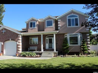 Riverton Single Family Home For Sale: 2981 W 13310 S