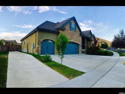 Lehi Single Family Home For Sale: 2150 Aspen Wood Loop