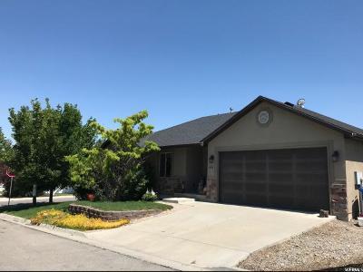 North Logan Single Family Home For Sale: 555 E Cottonwood Cir N