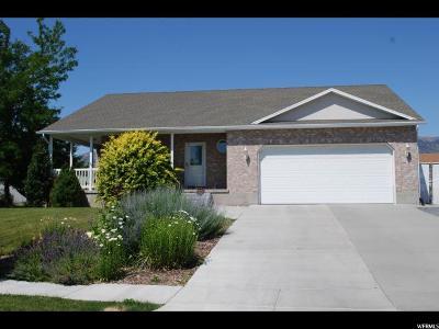 Grantsville Single Family Home For Sale: 85 Meadowlark Cir