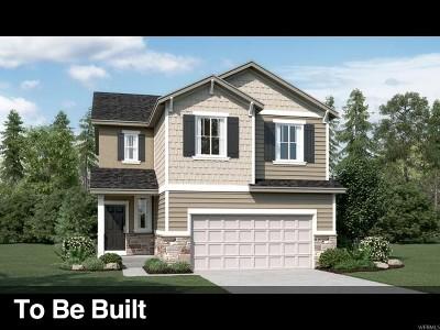 Herriman Single Family Home For Sale: 3444 W Sawa Ct S #119