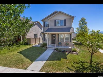Eagle Mountain Single Family Home For Sale: 7082 N Kiowa Pkwy