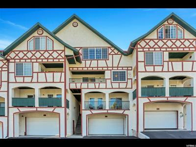 Wasatch County Condo For Sale: 1055 N Oberland Dr W