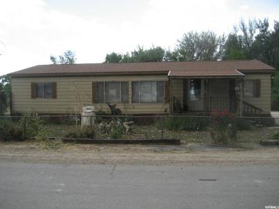 Price UT Single Family Home For Sale: $89,500