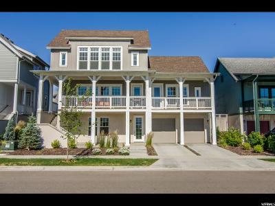 South Jordan Single Family Home For Sale: 10586 S Lake Ave