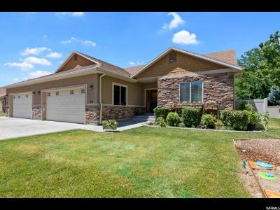 Orem Single Family Home For Sale: 712 S 65 W