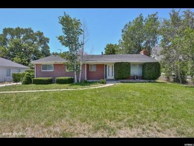Riverton Single Family Home For Sale: 13084 S Redwood Rd W