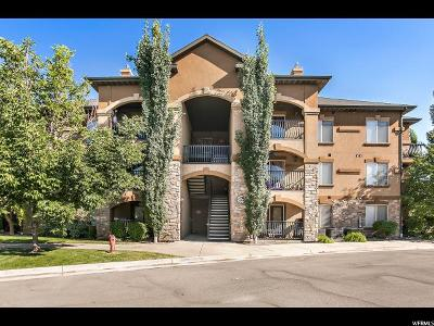 Pleasant Grove Condo For Sale: 581 S 2220 W #303