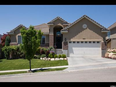 Lehi Single Family Home For Sale: 4671 N Stonehaven Loop