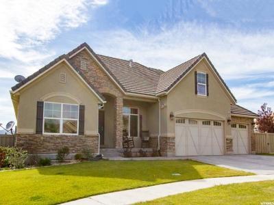 Lehi Single Family Home For Sale: 4727 N Pheasant Ridge Trl