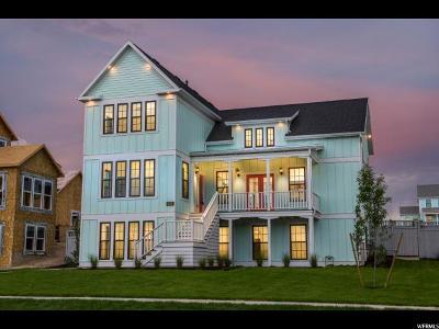 South Jordan Single Family Home For Sale: 5132 W Beach Comer Way #9-559