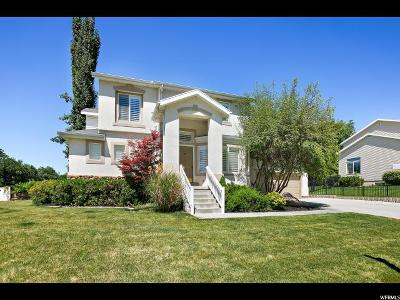 Cedar Hills Single Family Home For Sale: 9837 N Mulberry Dr