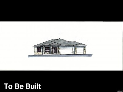 Bluffdale Single Family Home For Sale: 1508 W Mallard Duck Cir #110