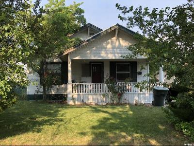 Single Family Home For Sale: 380 N 200 E