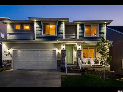 Herriman Single Family Home For Sale: 14454 S Chrome Rd