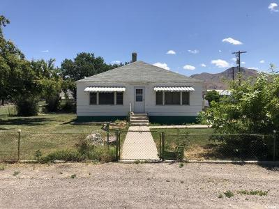 Single Family Home For Sale: 59 S Hwy 125 S