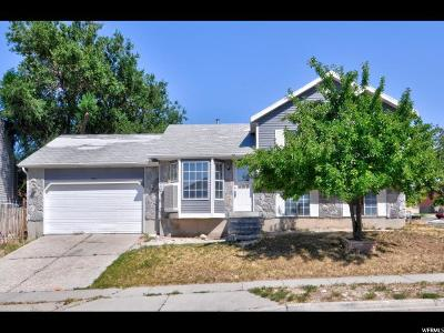 Magna Single Family Home For Sale: 3701 S Montclair St W