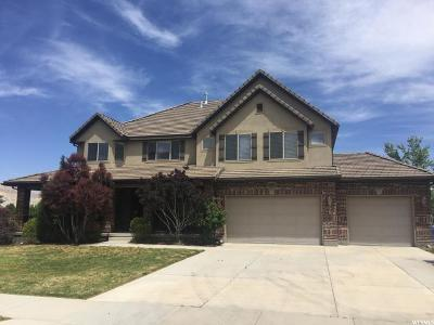 Herriman Single Family Home For Sale: 6888 W Windy Ridge Dr
