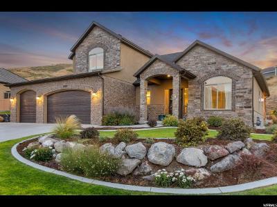 Herriman Single Family Home For Sale: 14972 S Cedar Falls Dr W