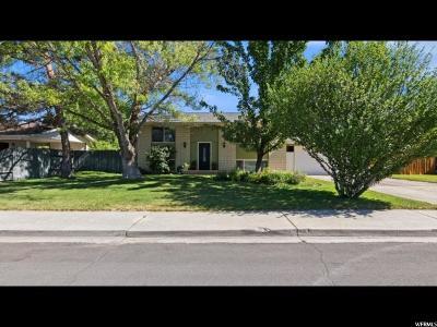 Orem, Provo Single Family Home For Sale: 349 E 1000 N