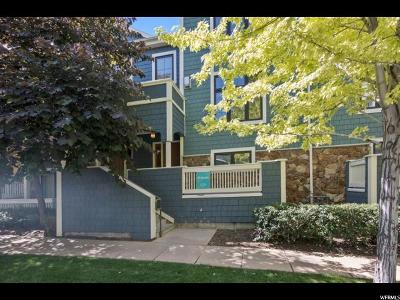 Provo Condo For Sale: 125 W Village Ln N