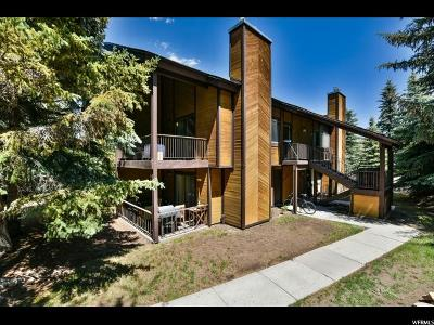 Park City Condo For Sale: 2025 Canyons Resort Dr #F-7