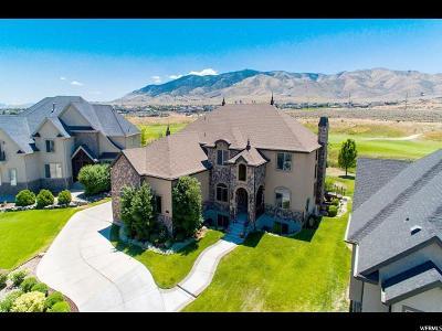 Saratoga Springs Single Family Home For Sale: 91 E Seven Iron Ct