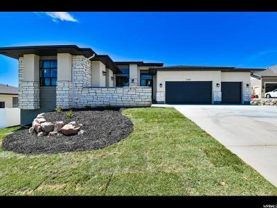 Herriman Single Family Home For Sale: 7567 W Caballo Cv #9
