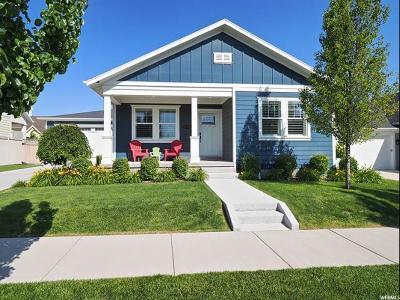 South Jordan Single Family Home For Sale: 10332 S Lac Vieux Rd W