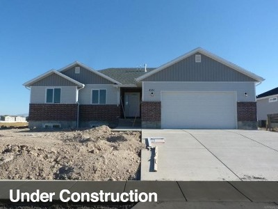 Tremonton Single Family Home For Sale: 475 S 500 W