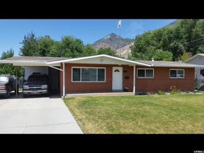 Brigham City Single Family Home For Sale: 217 E 700 N