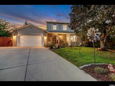 South Jordan Single Family Home For Sale: 4254 Brockshire Cir