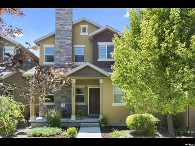 Eagle Mountain Townhouse For Sale: 3843 E Cunninghill Dr #4H