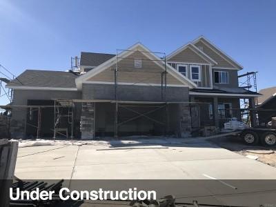 Saratoga Springs Single Family Home For Sale: 2017 S Centennial Blvd