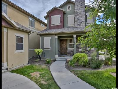 Eagle Mountain Townhouse For Sale: 3861 E Cunninghill Dr N