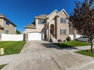 West Jordan Single Family Home For Sale: 6623 S Millsden Ln W